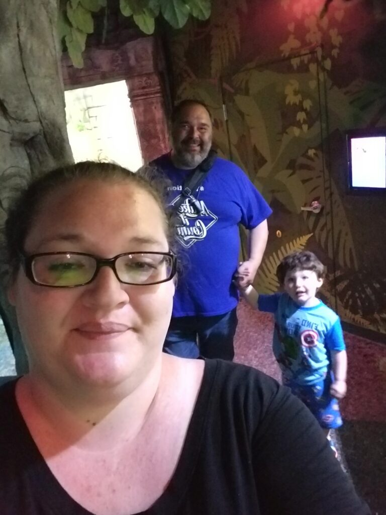 Family At Sealife