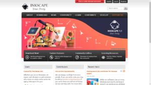 InkscapeHomeScreen