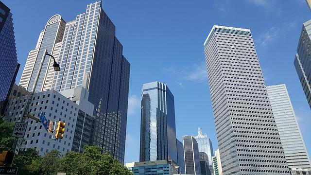 Architecture Downtown Dallas